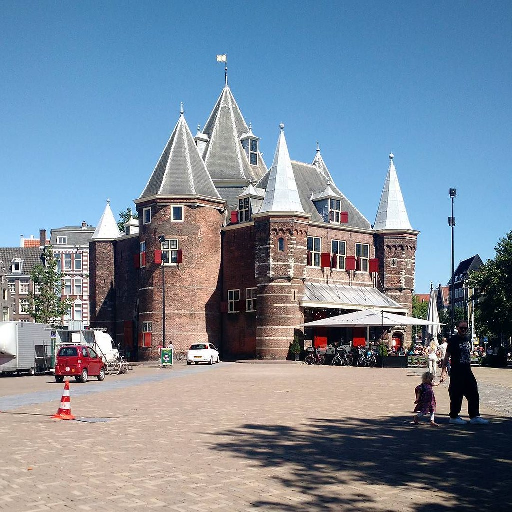 Nieuwmarkt, Amsterdam
