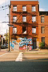 Columbus Avenue (andrewkatchen) Tags: nikon n6006 newjersey 35mm portra400 film jerseycity columbusavenue
