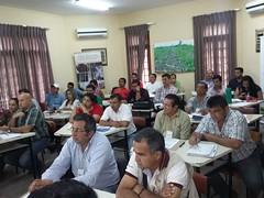 Curso proyecto 199 Paraguay, agosto 2016 (Cooperacion Brasil-FAO) Tags: algodn capacitacin paraguay cooperacinsursur suelos