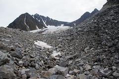 Towards Gravnesbreen IMG_8578 (grebberg) Tags: magdalenefjorden spitsbergen svalbard july 2016 moraine gravnesbreen