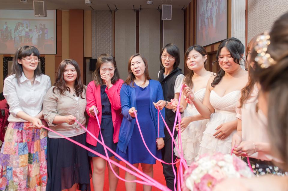台南婚攝 情定婚宴城堡永康館 婚禮紀錄 C & V 156