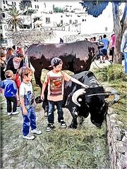Future matador (Bruno Zaffoni) Tags: ibiza eivissa spain spagna