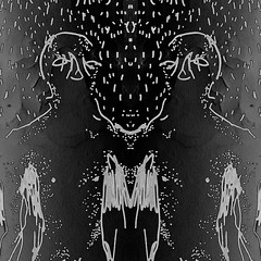 (Krillinator) Tags: illustration sketch drawing personal edit app invert distort glitch grunge surreal character lines monochrome blackandwhite text bold outline different freehand marker pen liner