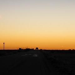 De tornada (jordigasion) Tags: sunset olympus sunrise puesta de sol