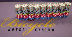 Chip Stacks & Logos (World Poker Tour) Tags: worldpokertour wpt maintour wptlegendsofpokerseason20162017 thebicyclehotelcasino bellgardens ca usa