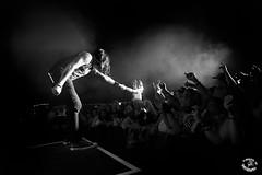 bobby amaru of saliva (Louis Quattrini) Tags: concerts concertphotography saliva make america rock again livemusic livebands blackandwhite musicphotography makeamericarockagain
