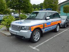 WN59KWJ (Emergency_Vehicles) Tags: wn59kwj metropolitan police 09 special escort group seg