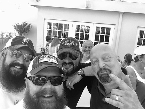 Having Eddie Montgomery buy you shots with Ray Scott...just another day in #keywest #cotb2016