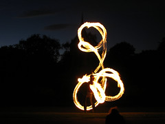(Kelvin P. Coleman) Tags: canon powershot nottingham people performer fire spinning twirling performance arboretum afterhours evening firespinning firetwirling fireperformance flame flaming staff longexposure light trails lighttrails sky dusk bluehour twilight penis dick cock balls outdoor silhouette