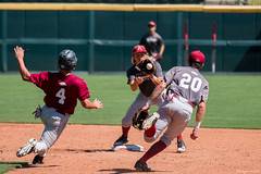 Fall Ball - Sept 17-41 (Rhett Jefferson) Tags: carsonshaddy hunterwilson mattburch arkansasrazorbacksbaseball