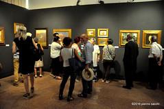 M9090204 (pierino sacchi) Tags: castellovisconteo il900 inaugurazione mostra museicivici pittura sindaco