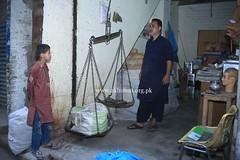Scrap Dealer Shop. (Akhuwat BPP) Tags: sukkur pakistan interest free loans microfinance entrepreneurship pakhtoon ordinary people small business akhuwat scrap dealer