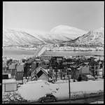 PEM-STO-00111 Utsikt mot Tromsdalen fra Dramsveien thumbnail