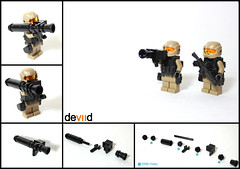 FGM-148 Javelin Anti-Tank Guided Missile - Instructions (Devid VII) Tags: fgm148 javelin antitank guided missile anti tank devidvii devid moc lego military minifigs minifig instructions instruction
