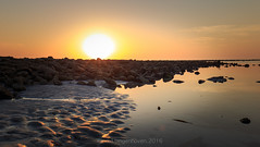 kom sunset24 (WITHIN the FRAME Photography(5 Million views tha) Tags: sunset textures beach lowlight boulders rocks sand reflections seascape nature capetown glow eos6d 1635mmf4lens