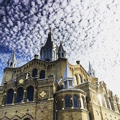 """I mean, it's no Duke Chapel, but I'll settle."" -Claire Tucker (T'18), studying abroad in Copenhagen, exploring Europe [: @claire.tucker] (Duke University) Tags: ifttt instagram duke university"