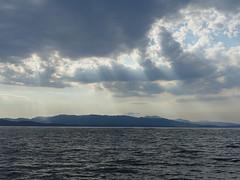 (Ira H.) Tags: knoydart sea clouds scotland