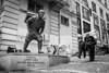 Porters since Ottoman Empire (Mustafa Selcuk) Tags: 16mm 2016 eminonu fujifilm istanbul street streetphotography turkey xpro2 blackandwhite bnw bw siyahbeyaz sb