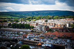 seaside town (pamelaadam) Tags: geolat54488344 geolon0607894 whitby engerlandshire holiday2016 august summer 2016 building digital fotolog thebiggestgroup boat lifeboat