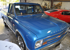 "1967 Chevy Truck • <a style=""font-size:0.8em;"" href=""http://www.flickr.com/photos/85572005@N00/8347331178/"" target=""_blank"">View on Flickr</a>"