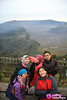Smile.. Cheers.. on Penanjakan Bromo