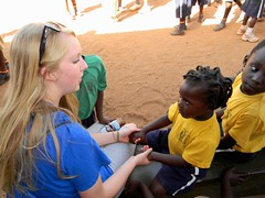 Do Something Drake - Emily Raecker 06 (Drake University) Tags: africa college education university iowa des uganda drake moines subsaharan