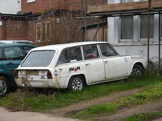 1971 Triumph 2000 mk.II Estate Car