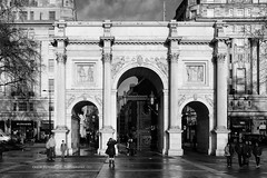 Marble Arch - London (Craig Pitchers) Tags: leica england london unitedkingdom britain oxfordstreet marblearch vlux3 leicavlux leicavlux3