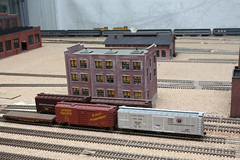 Union Pacific Wyoming Division (twm1340) Tags: railroad arizona train layout model pacific union az western ho division verdevalley cornville verrylfosnight