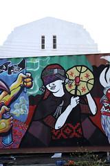 Küymün (chuqllu) Tags: mural container visión mapuche machi excarcel