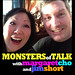 Чудовища на Talk Podcast с Маргарет Чо и Джим Кратко
