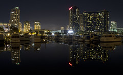 Seaport Village reflections (San Diego Shooter) Tags: reflection reflections cool cityscape sandiego uncool seaportvillage downtownsandiego mariotthotel sandiegocityscape seaportvillagesandiego uncool2 uncool3 uncool4 uncool5 uncool6 uncool7forsomeone marriothoteldowntownsandiego