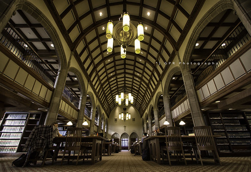 The Kresge Library