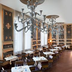 The St. Regis Osaka—La Veduta Restaurant