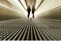 293 - Time machine (Ata Foto Grup) Tags: city longexposure travel light reflection men adam metal modern stairs canon iron technology escalator markii movingstaircase sillhoutte yansma k demir teknoloji silet 24105mm merdiven ehir yryenmerdiven adamlar uzunenstantane 5dmarkii
