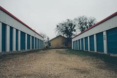 self storage. (emmzies) Tags: texas country smalltown converginglines selfstorage