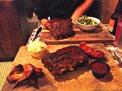 Georgia's Eastside BBQ