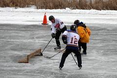 Pond Hockey. Mill Pond, Stirling, Ontario_8187 (Bobolink) Tags: ontario stirling millpond pondhockey thebestofday gnneniyisi