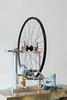 Riktställ (Christofer Salestam) Tags: bike cycling nikon sweden sverige malmö roadrace roadbike cykel d800 chrisking hjul wheelbuilding truingstand mässing rostfritt cykelhjul