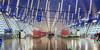 上海浦東国際空港 Shanghai Pudong International Airport (Yuya Sekiguchi) Tags: china morning building art modern photoshop raw shanghai ceiling february feb 冬 hdr 建物 2月 朝 d90 天井 photomatix 上海市 デザイン 2013 二月 shanghaipudonginternationalairport モダン 中華人民共和国 hdr pudongdistrict 浦東新区 上海浦東国際空港 2013年