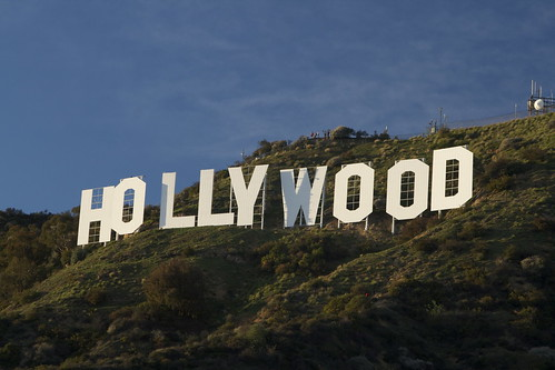 Hollywood Sign by Gnaphron, on Flickr