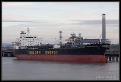 Energy Protector (leightonian) Tags: uk boat ship unitedkingdom isleofwight gb tanker fawley southamptonwater