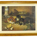 242. (1) of (2) Victorian Chromolithographs with Kittens & Chick