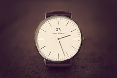 Daniel Wellington (Jonas Tana) Tags: canon time watch wellington dw klocka danielwellington