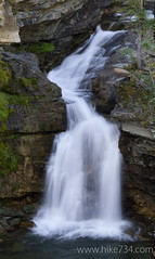 """Blakiston Falls • <a style=""""font-size:0.8em;"""" href=""""http://www.flickr.com/photos/63501323@N07/8503642829/"""" target=""""_blank"""">View on Flickr</a>"""