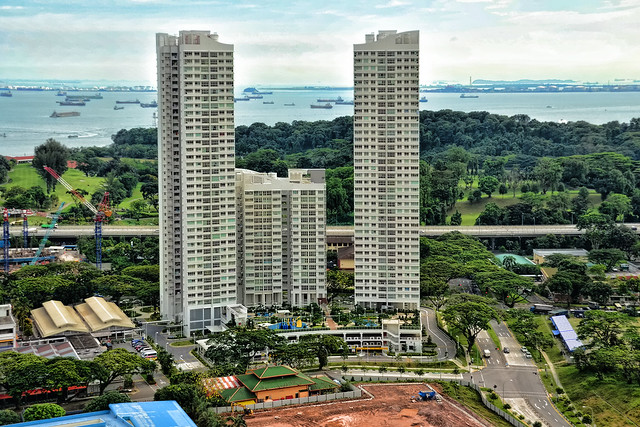 Telok Blangah Towers
