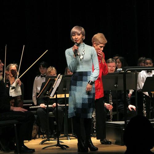 Kennett Symphony and Children