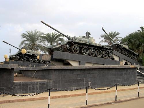 Three Tanks