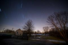 Round & Round [Explore] (It's my whole damn raison d'etre) Tags: county alex stone barn star virginia nikon long exposure farm north trails springs loudoun silcott erkiletian d800e purcellvill