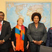 UN Women Executive Director Michelle Bachelet meets with Minister of Malawi
